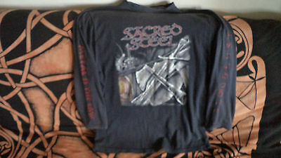 Sacred Steel 'Bloodlust' long sleeves TS