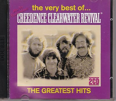 Creedence Clearwater Revival (CCR) - the ver best of ... (2CD)