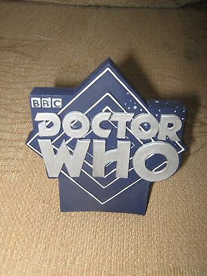 Robert Harrop - Doctor Who - Collection Plaque - Limited Edition - WHOFG01