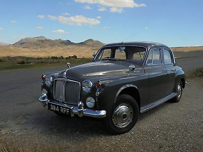 Rover P4 100 with power steering