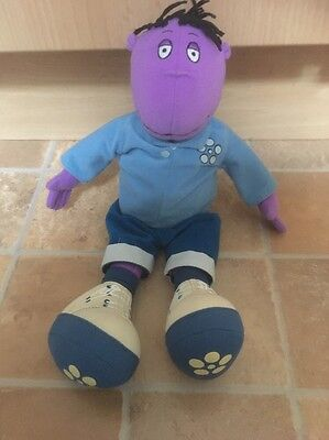 Tweenies Milo Soft Toy BBC 1999 Retro 13in