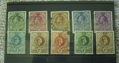 Swaziland Mint And Used Stamp Selection