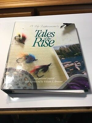 Tales Of The Rise Fly Fishermans Log Fly Fishing Fly Tying Interactive Cd Book