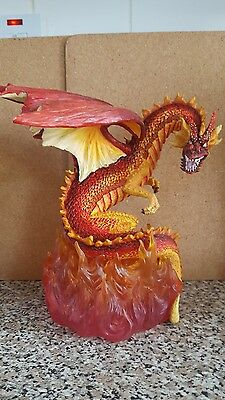 land of the dragons midi fire dragon