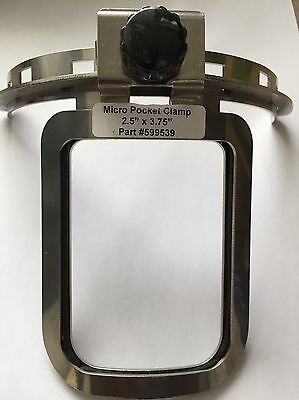 Melco Micro Cylindrical Pocket Clamp (Small)