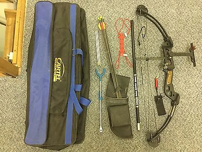 Alpine Micro Match Grade 40 - 50 Pound Package Compound Bow