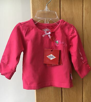 Oilily Girls Top Age 6 Months (68) New