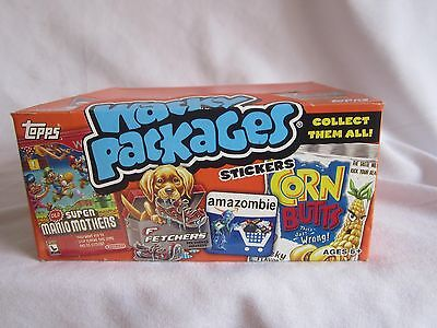 Topps     Wacky PACKAGES STICKERS--2012--new (BH)