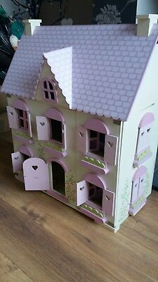 Large Wooden Dolls house excellent cond FURNITURE NOT INCLUDED
