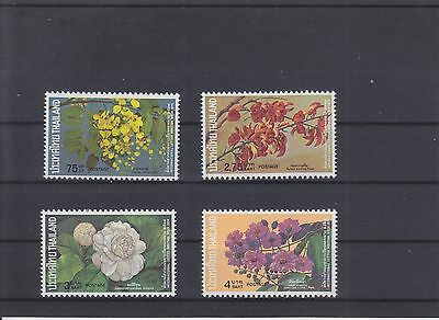 Thailand, internationale Briefwoche aus 1974, complete set MNH