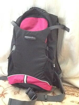 Crane Cycling Rucksack Backpack C/W Tool Roll & Helmet Stowage-Hydration Pack