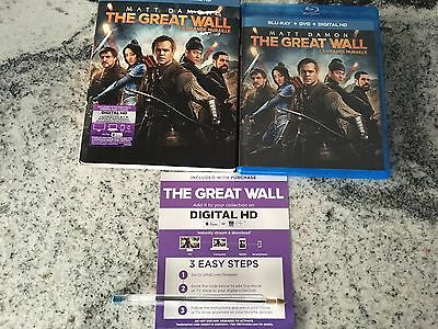 The Great Wall HD Digital Code ONLY