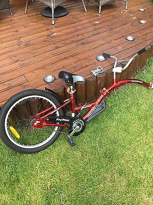 tag along bike / Trail Bike - Wee Ride Pro Pilot - Hardly Used