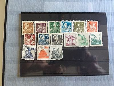 Francobolli Cinese -Chinese stamps