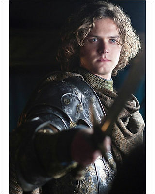 "Finn Jones 8"" X 10"" Photo Ser Loras Tyrell The Knight Of Flowers Game Of Thrones"