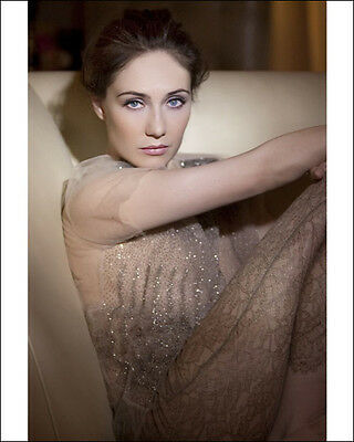 Carice Van Houten 8 X 10 Photo Melisandre Game Of Thrones Gorgeous Dutch Actress