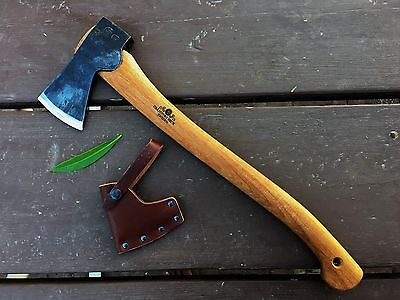 Gransfors Bruk Small Forest Axe #420, DARK Heartwood Handle - it's SPECIAL!