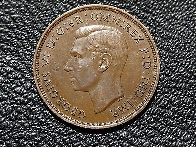 George VI 1938 one penny