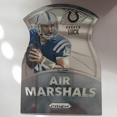 Andrew Luck (Colts) 2015 Prizm Air Marshalls