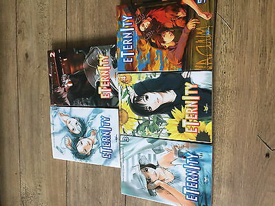 eternity manhwa complet 5 tomes