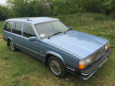 Volvo 760 Gle Estate Auto 740 Gl 940 960 240 Very Early Car In Show Condition !
