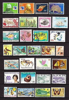 A Selection of Papua New Guinea (m60-185)