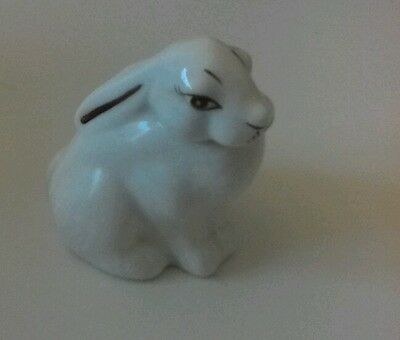 CoalPort bone China rabbit