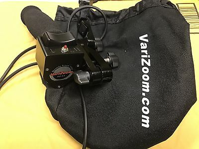 USED -VariZoom PG-EX VZPGEX Remote Controller For Sony PMW-EX for LANC Control