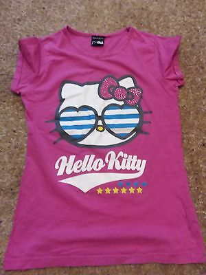 Girls T-Shirt Top Size 152 /158 Age 12-13