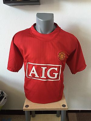 Maillot De Foot Manchester United Floquer Ronaldo Taille M