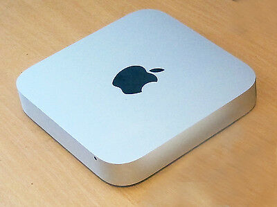 "Apple Mac mini A1347 MGEM2B/A, 500GB HD, 4GB RAM ""3 Months Apple Warranty Left"""