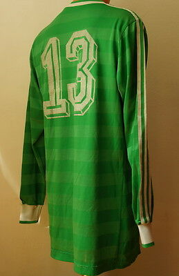 ADIDAS VINTAGE  Fussball Trikot Gr M Made in West Germany
