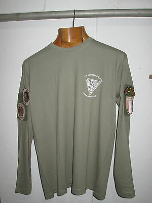 French Foreign Legion Etrangere-Serval-Barkhane - 2 REP- size M-long sleeve