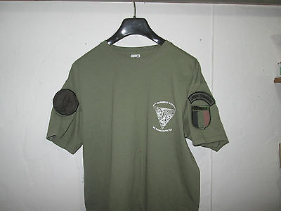 French Foreign Legion 2 REP -4cie-1st section -demolation -size M