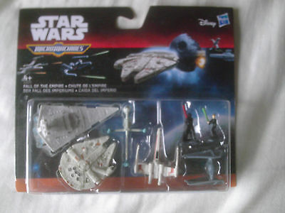 MICRO MACHINES  STAR WARS  RETURN OF THE JEDI  FALL OF THE EMPIRE darth vader