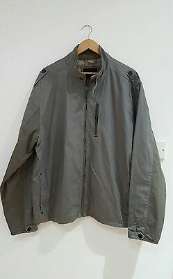 M&S Autograph Summer Cotton Jacket Mens Size XXL