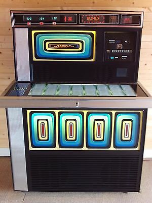 Rock Ola 478 'Mystic' Jukebox 1979 160 Selections Exceptional condition serviced