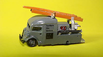 N metal HAND-PAINTED Fordson 7V Heavy Pump Fire Appliance (1939) - Brand New!!