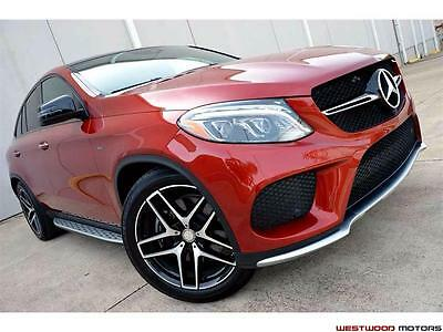 2016 Mercedes-Benz Other GLE450 AMG Highly Optioned MSRP $77k 2016 Mercedes-Benz GLE450 AMG Highly Optioned MSRP $77k P1 Leather Parktronic NR