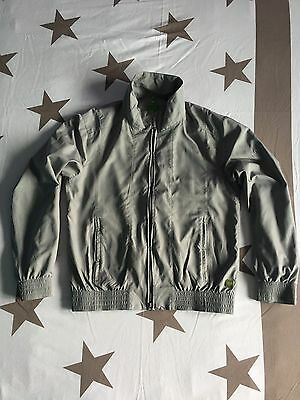 Hugo Boss Green Mens Jacket Size L