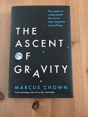 The Ascent of Gravity - Marcus Chown - 9781474601863 - Brand New Hardback