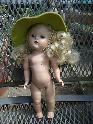 GORGEOUS VINTAGE GINNY VOGUE COWGIRL DOLL 1950s