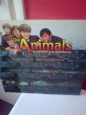 The Animals Live In Newcastle 1963 Lp