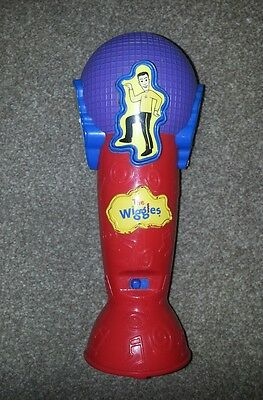 Wiggles Microphone 2003