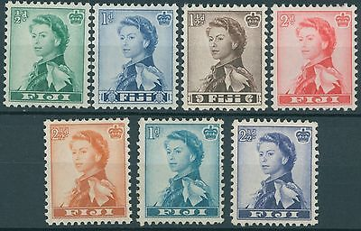 Fiji QE2 early definitives selection MM