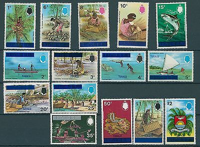 Tuvalu 1976 Separation to 1977 Scouting complete MM