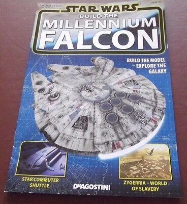 STAR WARS Build the Millennium FALCON Issue 91 (Magazine Only)