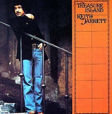 Keith Jarrett - Treasure Island Vinyl LP NEU 09533932