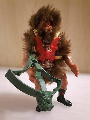 Grizzler, Masters of the Universe 1984, He-Man Mattel