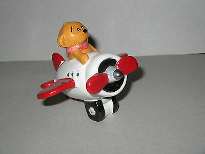 Wade Gingie Bear Jet Set Special 2007. Red & White